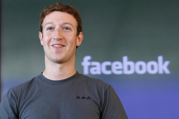 Mark Zuckerberg Most Influential People