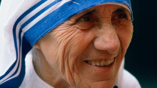 Most Famous Humanitarians Mother Teresa