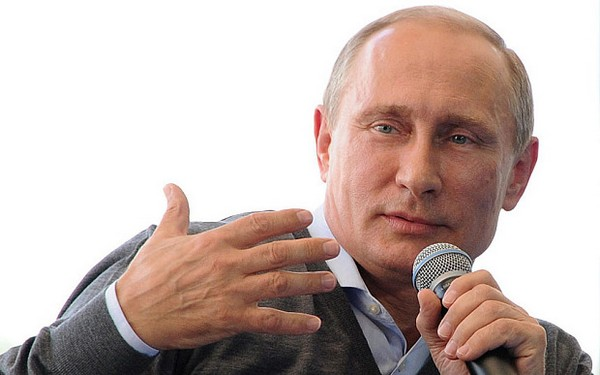 Vladimir Putin Most Influential People