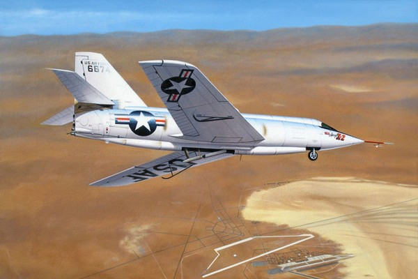 Bell X-2 Starbuster Fastest Aircrafts