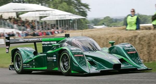 Lola Drayson Racing B12/69