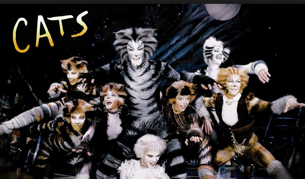 """Broadway show literally called """"Cats"""""""