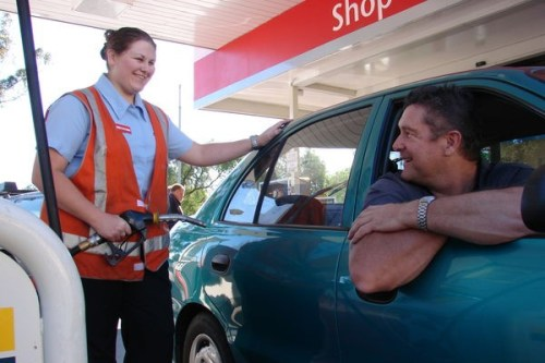 Ingenious Tactics used in Gasoline Thefts