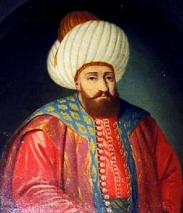 Bayezid I bin Murad bin Orhan bin Osman