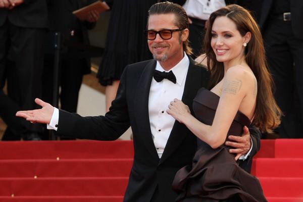 Brad Pitt Angelina Jolie Top Rated Couple