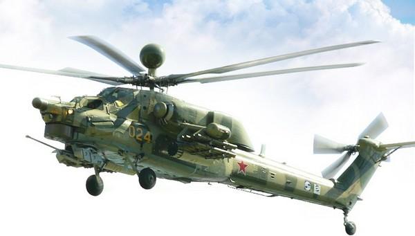 Mil Mi-28 Havoc (Russia)