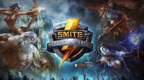 Smite World Championships,2015