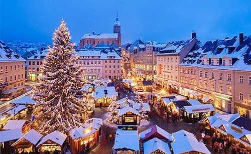 Christmas Market Munich, Germany