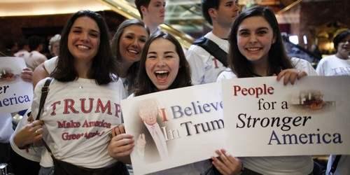 Donald Trump voters