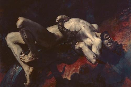 Ixion - Greek Mythology