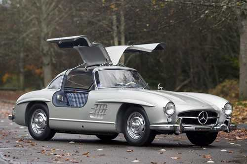 Mercedes Benz300SL Gullwing