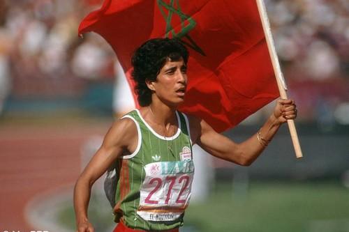 Nawal El Moutawakel, Morocco