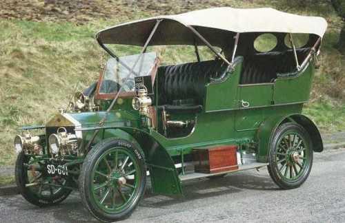 Rolls-Royce 15 HP