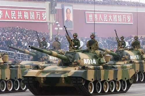 China as an emerging power