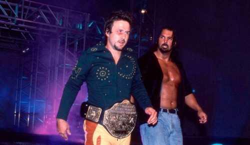 David Arquette in WCW