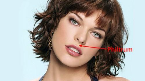 Milla Jovovich Beautiful face