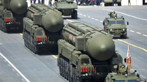 Russian nuclear arms