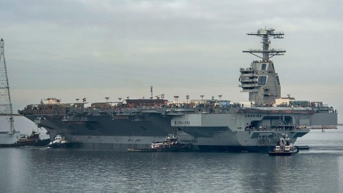 Technologically Advanced Naval Vessels