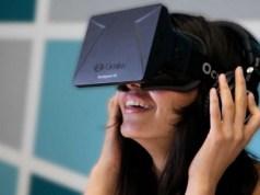 Oculus rift Virtual Reality Headsets