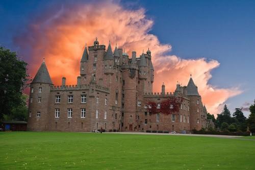 Glamis Castle - Angus, Scotland