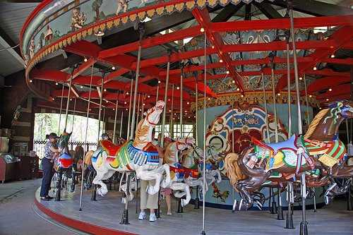 History of The Merry Go Round