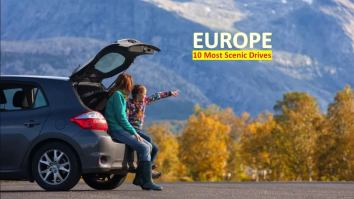 Most Scenic Drives in Europe