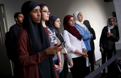 Muslim American Students