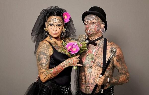 most unique couples