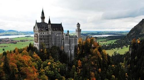 German Castle Germany