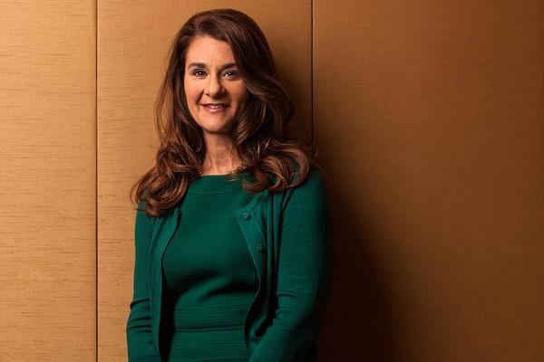 Melinda Gates Most Powerful American Women