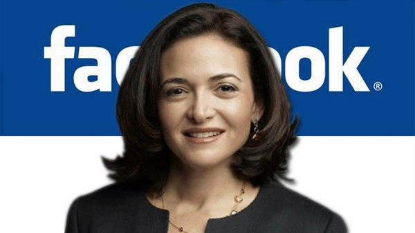 Sheryl Sandberg Facebook CEO