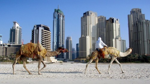 United Arab Emirates Wallpaper