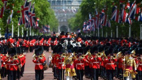 United Kingdom Color Parade