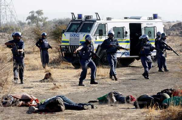 World Capital of Police Brutality