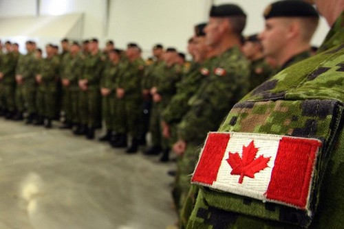 Canadian Army Soldiers