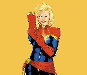 Carol Danvers Lesser Known Superheroes