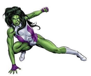 She Hulk Top 10 Lesser Known Superheroes