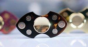 Sunnytech Customized 925 Silver Fidget Spinner