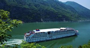 The great Yangtze River