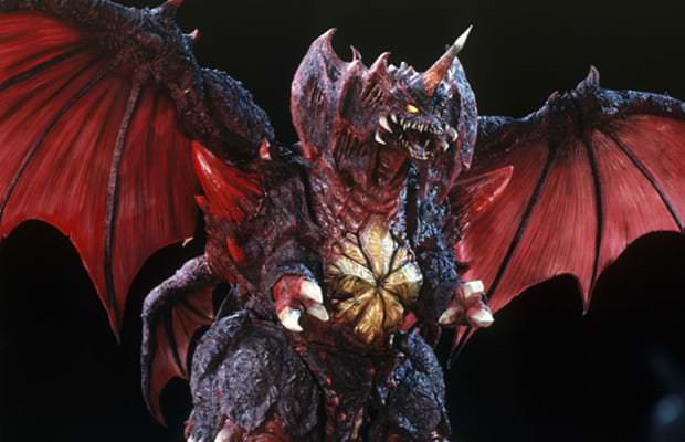 Destoroyah Interesting Kaiju Monsters