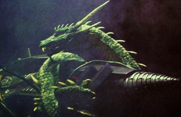 Manda Interesting Kaiju Monsters