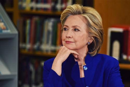 Hillary Clinton Powerful Lady