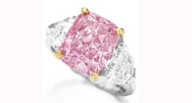 The Vivid Pink- $11.8 million