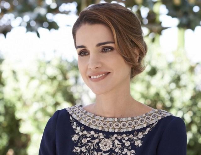 Rania al Abdullah Queen Consort of Jordan