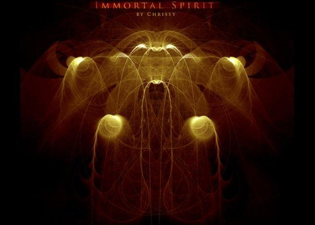 Immortal Spirit by Chrissy79 on DeviantArt