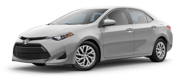 Best-selling car models 2018