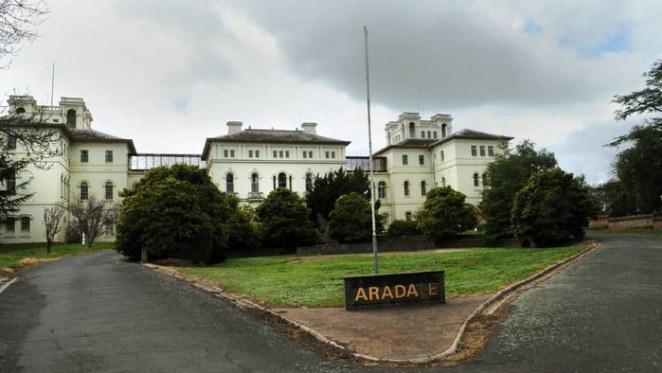 Aradale Asylum, Ararat, Australia