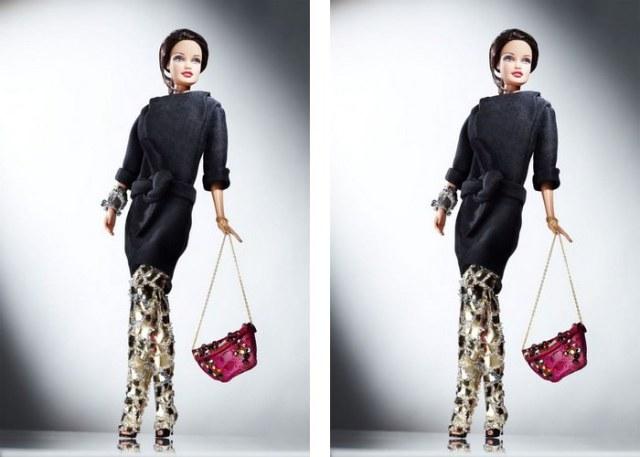 Expensive Devi Kroell Barbie (2010) $1,075