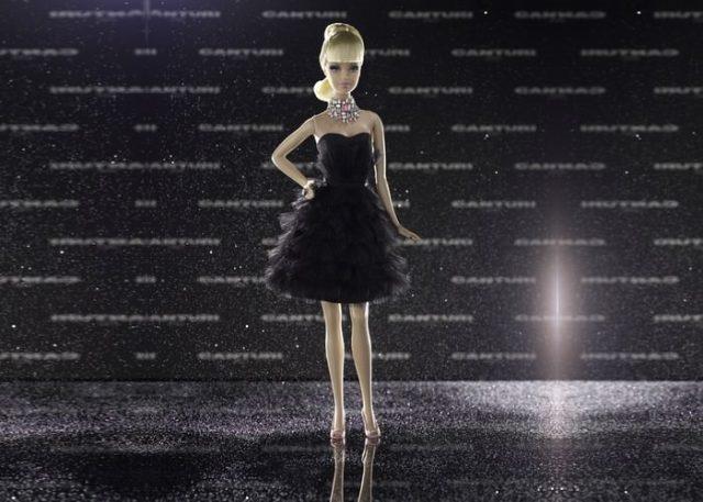 Most Expensive Stefani Canturi Barbie