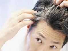 stop premature graying of hair